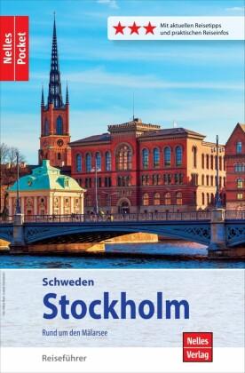 Nelles Pocket Reiseführer Stockholm