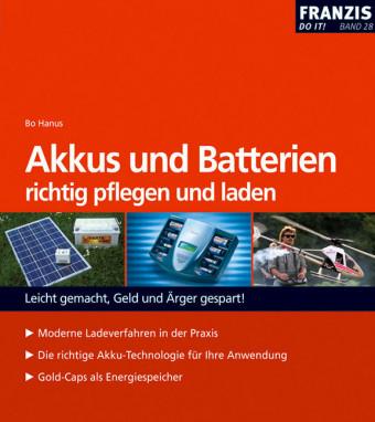 Akkus und Batterien richtig pflegen und laden