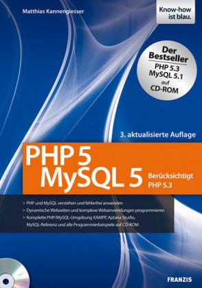 PHP5 - MySQL5