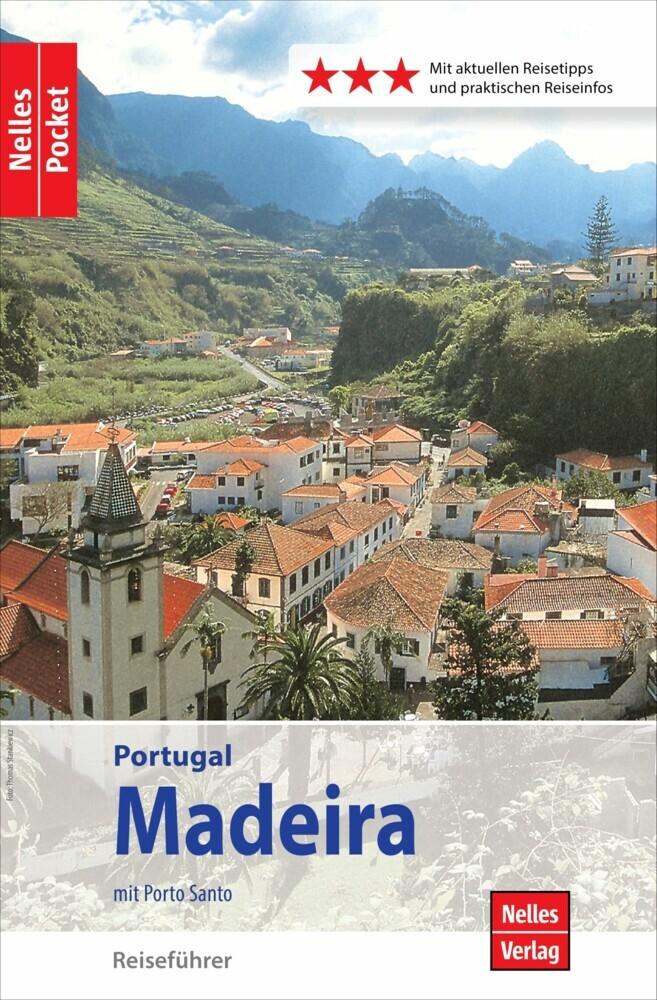 Nelles Pocket Reiseführer Madeira Ebook Hofer Life