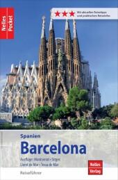 Nelles Pocket Reiseführer Barcelona