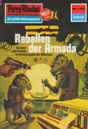 Perry Rhodan 1157: Rebellen der Armada