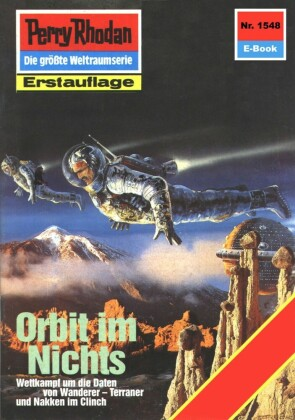 Perry Rhodan - Orbit im Nichts (Heftroman)