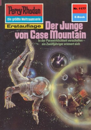 Perry Rhodan - Der Junge von Case Mountain (Heftroman)