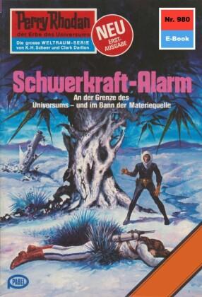 Perry Rhodan - Schwerkraft-Alarm (Heftroman)