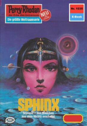 Perry Rhodan 1035: Sphinx