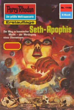 Perry Rhodan - Seth-Apophis (Heftroman)