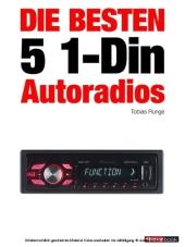 Die besten 5 1-Din-Autoradios
