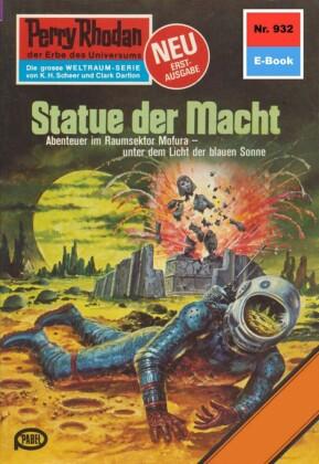 Perry Rhodan 932: Statue der Macht