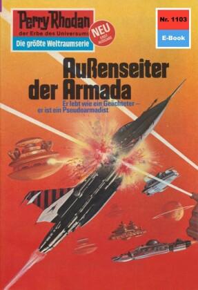 Perry Rhodan 1103: Außenseiter der Armada
