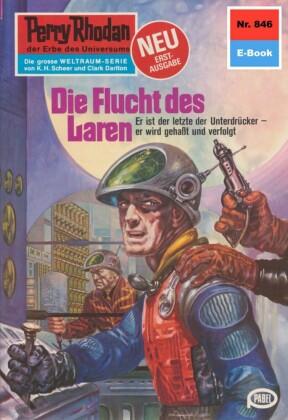 Perry Rhodan 846: Die Flucht des Laren