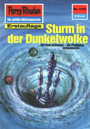 Perry Rhodan - Sturm in der Dunkelwolke (Heftroman)