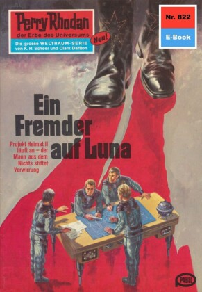 Perry Rhodan 822: Ein Fremder auf Luna