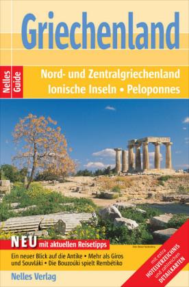 Nelles Guide Reiseführer Griechenland
