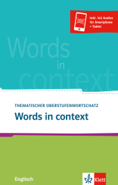 Words in Context Cover