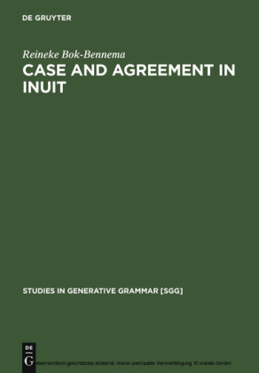 Case and Agreement in Inuit