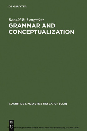 Grammar and Conceptualization