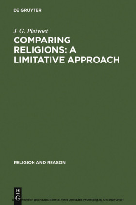 Comparing Religions: A Limitative Approach