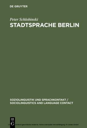 Stadtsprache Berlin