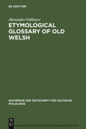 Etymological Glossary of Old Welsh