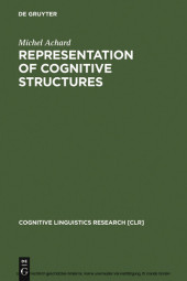Representation of Cognitive Structures