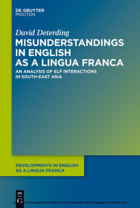 Misunderstandings in English as a Lingua Franca
