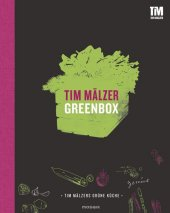 Greenbox - Tim Mälzers grüne Küche Cover