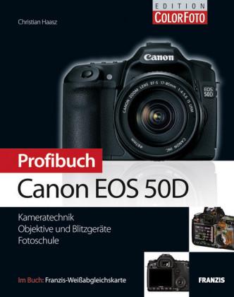 Profibuch Canon EOS 50D