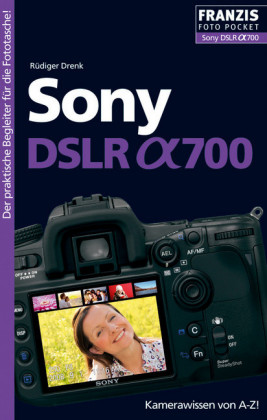 Foto Pocket Sony DSLR 700