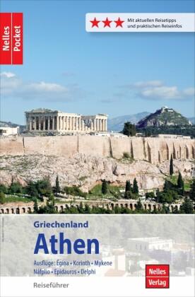 Nelles Pocket Reiseführer Athen
