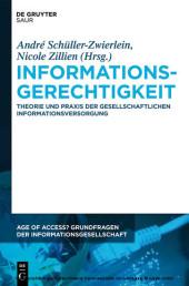 Informationsgerechtigkeit