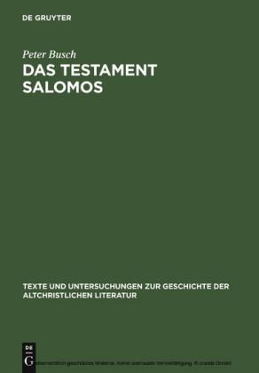 Das Testament Salomos