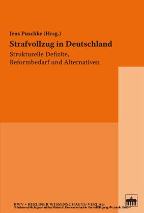 Strafvollzug in Deutschland