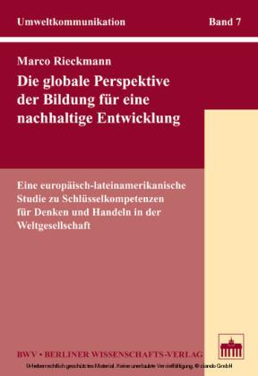 Die globale Perspektive der Bildung für eine nachhaltige Entwicklung