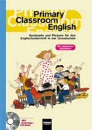 Primary Classroom English, w. CD-ROM