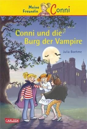 Conni und die Burg der Vampire