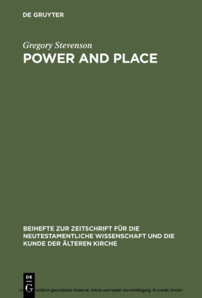 Power and Place