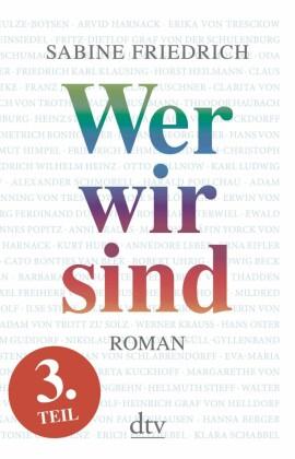 Wer wir sind (3) Roman. Dritter Teil