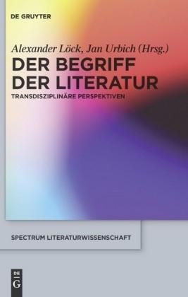 Der Begriff der Literatur