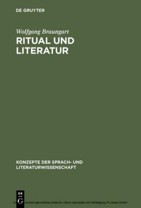 Ritual und Literatur