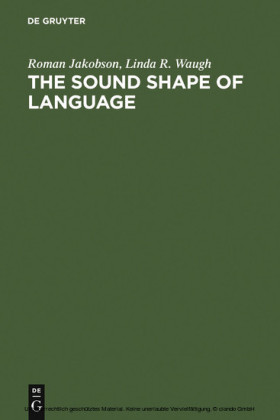 The Sound Shape of Language