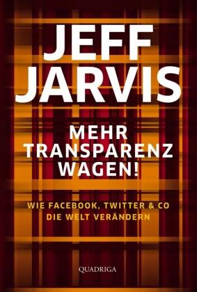 Mehr Transparenz wagen!