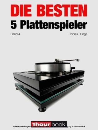 Die besten 5 Plattenspieler (Band 4)