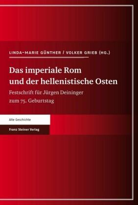 Das imperiale Rom und der hellenistische Osten