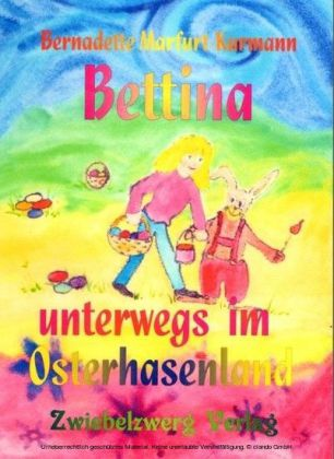 Bettina im Osterhasenland