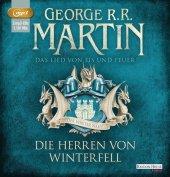 Das Lied von Eis und Feuer - Die Herren von Winterfell, 3 MP3-CDs Cover