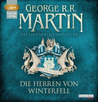 Das Lied von Eis und Feuer - Die Herren von Winterfell, 3 MP3-CDs