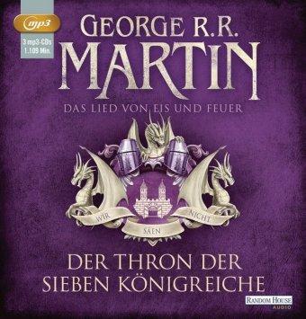 Das Lied von Eis und Feuer - Der Thron der Sieben Königreiche, 3 Audio-CD,
