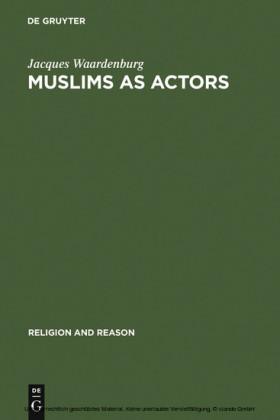 Muslims as Actors