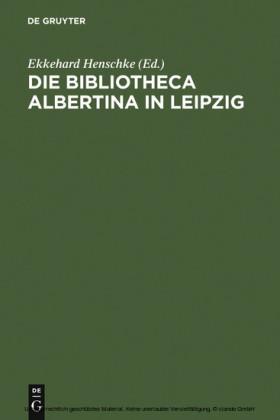 Die Bibliotheca Albertina in Leipzig